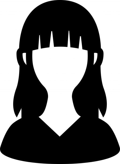 女性のアイコン(薄子)