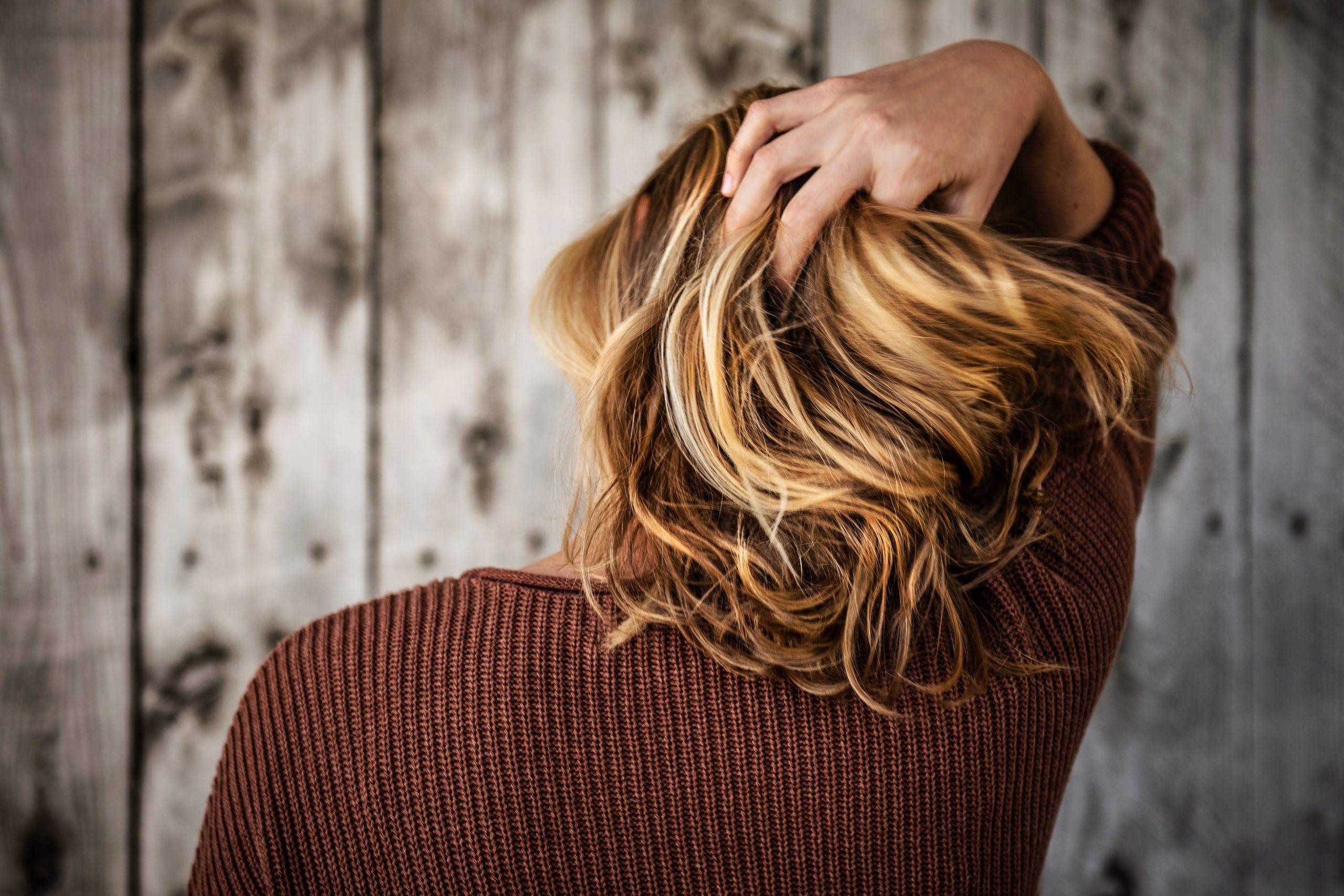 女性の育毛